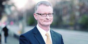 Ian Talbot, Chambers Ireland CEO
