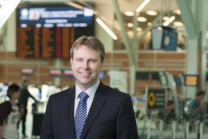 Matthew Thomas, CEO, Shannon Group plc