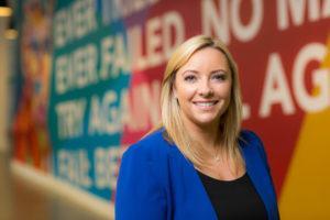 Wendy Murphy, Senior Director of HR for LinkedIn, EMEA