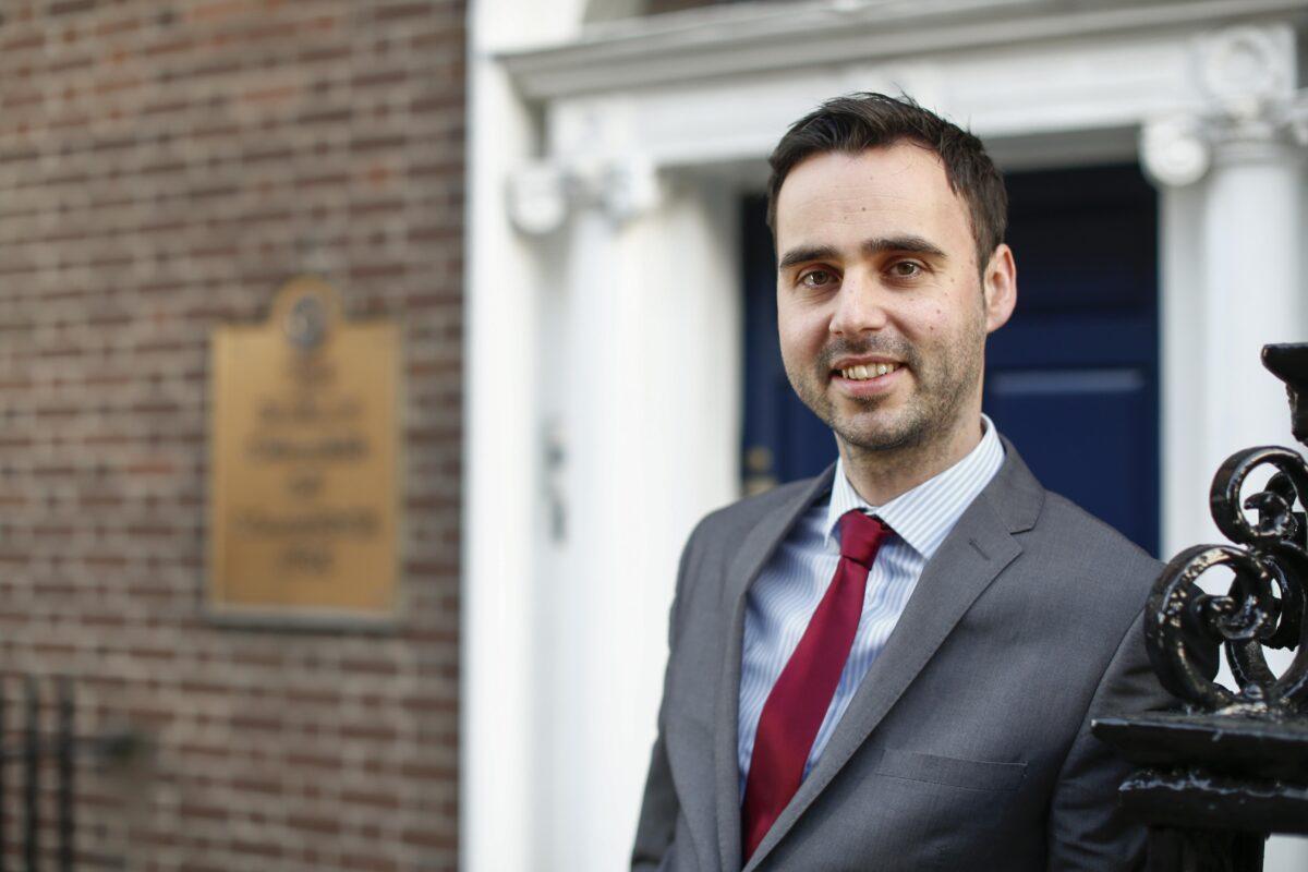 Graeme McQueen, Head of Public Affairs, Dublin Chamber of Commerce
