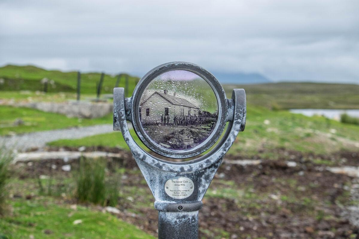 Wild Atlantic Way Development Continues as Site of Alcock & Brown Landing and Marconi Transatlantic Transmission Receives Significant €1.2m Makeove. [Pat Moore photographer]