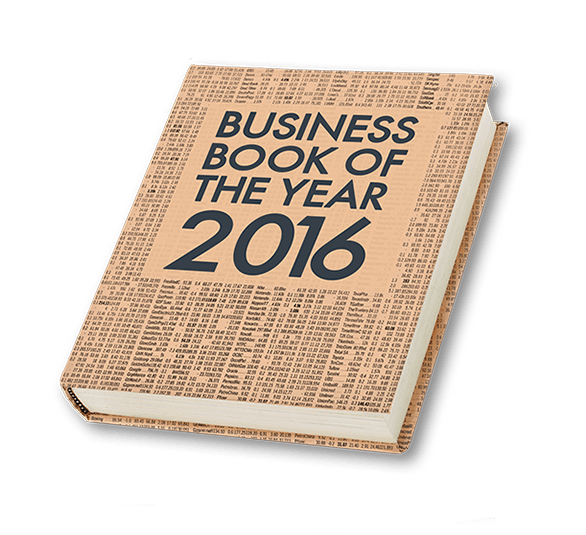 Business Book of the Year, Financial Times, McKinsey & Company