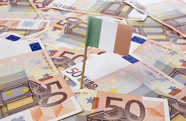 Ireland still dependent on external borrowing