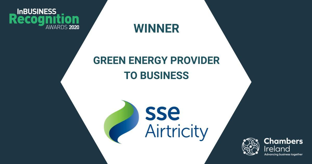 Green Energy Provider to Business